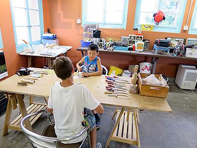 Janine Cristina Hemmi - Atelier Kinder
